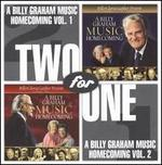 Billy Graham Music Homecoming, Vol. 1 & 2