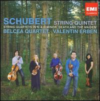 Schubert: String Quintet; String Quartets - Belcea Quartet; Valentin Erben (cello)