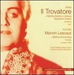 Jussi Bjoerling: Verdi-Il Trovatore / Puccini-Manon Lescaut (Excerpts) (Royal Swedish Opera Archives, Vol. 1)