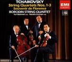 Tchaikovsky: String Quartets Nos. 1-3; Souvenir de Florence