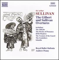 The Gilbert and Sullivan Overtures - Royal Ballet Sinfonia; Andrew Penny (conductor)