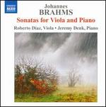 Brahms: Sonatas for Viola & Piano