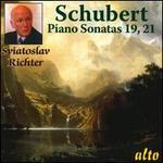 Schubert: Piano Sonatas D. 958, D. 960
