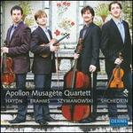 Haydn, Brahms, Szymanowski, Shchedrin