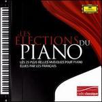 Les �lections du Piano