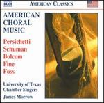 American Choral Music