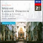 Mozart: Laudate Dominum; Vespers & Litanies