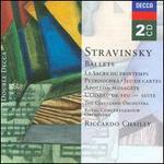 Stravinsky: Ballets-Le Sacre Du Printemps Petrouchka Etc