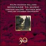 Ralph Vaughan Williams: Serenade to Music