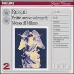 Messe Solenelle/Messa Di Milan