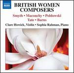 Various: British Women (Works for Violin & Piano)