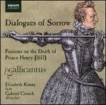 Dialogues of Sorrow: Passions on the Death of