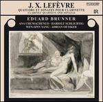 Clarinet Quartets & Sonatas