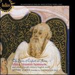 The Spirits of England and France, Vol. 5: Missa Veterem Hominem