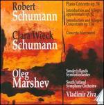 Robert Schumann: Piano Concerto; Clara Wieck Schumann: Concerto Movement