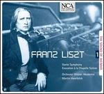 Franz Liszt: Dante Symphony; Evocation a la Chapelle Sixtine
