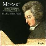 Mozart: Piano Sonatas Nos. 10, 11, 12 & 14