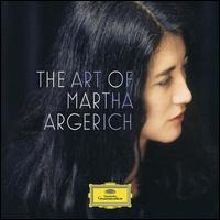 The Art of Martha Argerich - Edith Salmen (glockenspiel); Eduard Brunner (clarinet); Georg Maximilian Hortnagel (double bass); Gidon Kremer (violin);...
