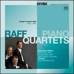 Joseph Joachim Raff: Piano Quartets