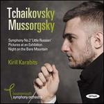 Tchaikovsky: Symphony No. 2; Mussorgsky: Night On Bare Mountain; Pictures at an Exhibition
