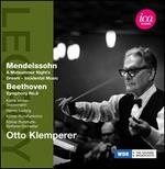 Mendelssohn: A Midsummer Night's Dream; Beethoven: Symphony No. 8