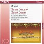 Mozart: Klarinettenkonzert; Klarinettenquintett