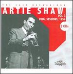 Last Recordings 2: Final Sessions 1954