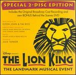 The Lion King on Broadway [Original Cast Recording] [Bonus DVD]