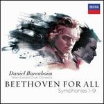 Beethoven for All: The Symphonies - Anja Harteros (vocals); Anna Samuil (soprano); Peter Seiffert (vocals); Peter Seiffert (tenor); RenT Pape (vocals); Waltraud Meier (vocals); Waltraud Meier (mezzo-soprano); Wolfgang Koch (bass); Vokalensemble K�lner Dom (choir, chorus)