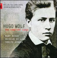 Wolf: The Complete Songs, Vol. 4 - Mary Bevan (soprano); Quirijn de Lang (baritone); Sholto Kynoch (piano)