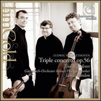 Beethoven: Triple Concerto, Op. 56 - Anja Harteros (soprano); Konrad Beikircher; G�rzenich Orchestra of Cologne; James Conlon (conductor)
