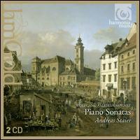 Wolfgang Amadeus Mozart: Piano Sonatas - Andreas Staier (piano)