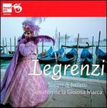 Giovanni Legrenzi: Sonate e Balletti