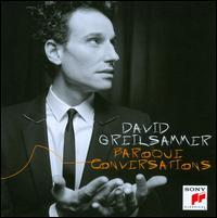 Baroque Conversations - David Greilsammer (piano)