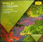 Vivaldi: The Four Seasons - Edward Brewer (kontrabasharpa); Eric Bartlett (cello); Eriko Sato (violin); Gidon Kremer (violin); Guillermo Figueroa (violin); Hans-Martin Linde (flute); Herbert H�ver (violin); Joanna Jenner (violin); Leslie Pearson (organ); Leslie Pearson (harpsichord)