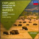 Copland: Fanfare for the Common Man; Barber: Adagio -