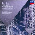 Grieg: Peer Gynt; Piano Concerto - Stephen Kovacevich (piano)