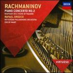 Rachmaninov: Piano Concerto No. 2 - Rafael Orozco (piano); Rotterdam Philharmonic Orchestra; Edo de Waart (conductor)