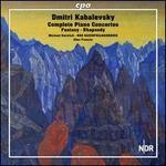 Kabalevsky Complete Piano Concertos
