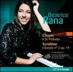 Chopin: 26 PrTludes; Scriabine: Sonate No. 2 Op. 19