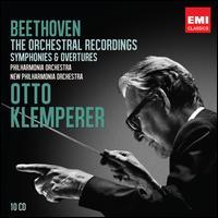 Beethoven: Symphonies & Overtures -