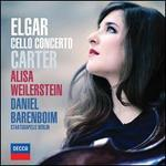 Elgar & Carter: Cello Concertos -