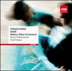 Strauss Family, Leh�r: Waltzes; Polkas; Overtures