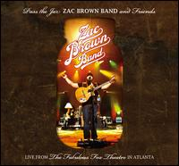 Pass the Jar: Live from the Fabulous Fox Theatre in Atlanta - Zac Brown Band