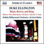 Duke Ellilngton: Black, Brown and Beige