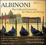 Albinoni: The Collected Concertos for Oboe and Strings
