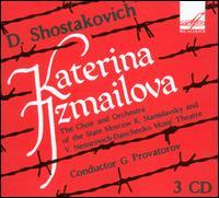 Shostakovich: Katerina Izmailova -