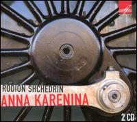 Rodion Shchedrin: Anna Karenina - Anatoly Valetny (double bass); Bolshoi Theater Wind Orchestra; Denis Korolev (tenor); Elena Kokhanova (piano);...