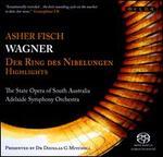 Wagner: Ring Highlights (Sacds)