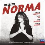 "Bellini: Norma - Cecilia Bartoli (vocals); John Osborn (vocals); Liliana Nichiteanu (vocals); Michele Pertusi (vocals); Reinaldo Macias (vocals); Sumi Jo (vocals); International Chamber Vocalists (choir, chorus); Orchestra ""La Scintilla"" der Oper Znrich"